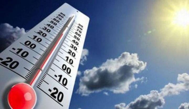 Finaliza el mes de julio con temperaturas que superan los 30º