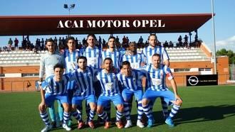 El Alcalá superior al Hogar Alcarreño, 1-4