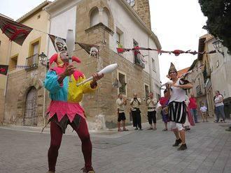 La Feria Medieval de Almonacid cumple diez años