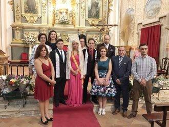 Almonacid de Zorita vive el día grande de su fiesta patronal en honor a la Virgen de la Luz