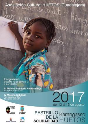 La Asociación Cultural de Huetos volverá a recabar fondos para proyectos en Mali