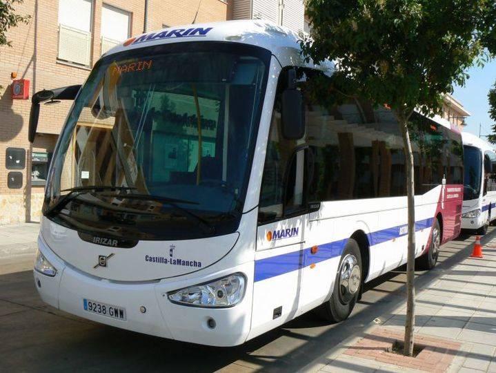 Los autobuses de Cabanillas podrían parar en el centro de Guadalajara