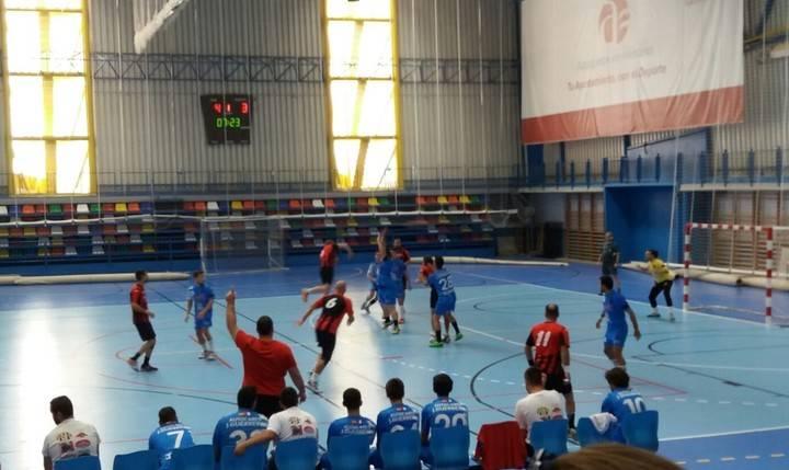 Gran primer partido del Avangreen Bm Azuqueca
