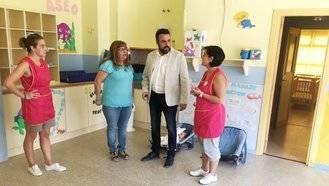 Comienza el curso escolar en las cuatro escuelas infantiles de Azuqueca