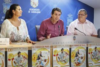 El Open de Tenis Ciudad de Guadalajara entrará en el circuito profesional en 2018