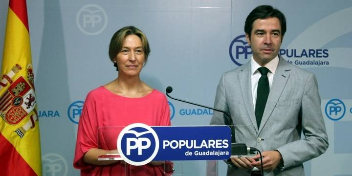 """Guarinos: """"Page ha traicionado a todos en Castilla-La Mancha, incluido a sus votantes"""""""