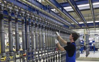 Page/Podemos no sienta bien a Castilla La Mancha : La producción industrial cae un 1,7% en el mes de junio en la región