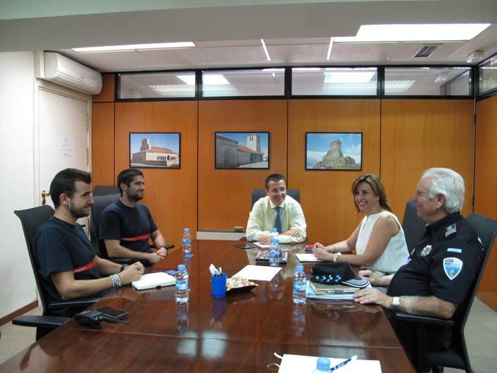 La Concejalía de Seguridad de Guadalajara pondrá en marcha un programa de prevención en empresas e industrias de la ciudad
