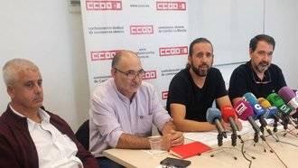 Se avecinan movilizaciones laborales de los conductores de los autobuses de Guadalajara
