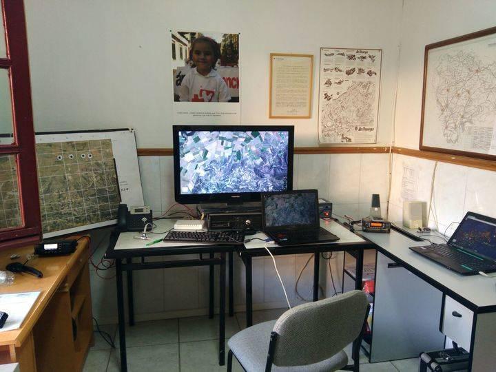 Cruz Roja Guadalajara despliega en el encierro de Brihuega un importante dispositivo sanitario