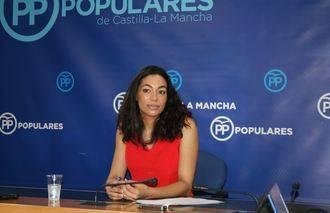 """Alonso: """"Para lo único que van a servir los presupuestos de Page y Podemos es para colocar a más gente en el Gobierno"""""""