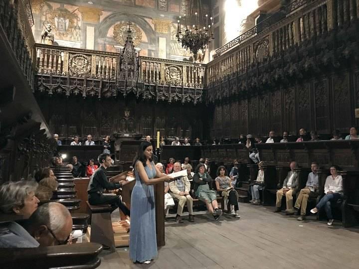 La IV Ruta de los órganos históricos de Castilla-La Mancha hizo escala en Sigüenza