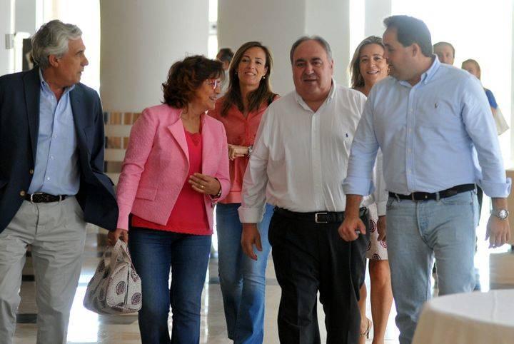 """Tirado: """"El PP es la única alternativa seria a la radicalidad de izquierdas del bipartito de perdedores Page y Podemos"""""""