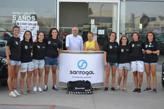 Dínamo Guadalajara Femenino y Nissan Santogal firman un Acuerdo de Patrocinio