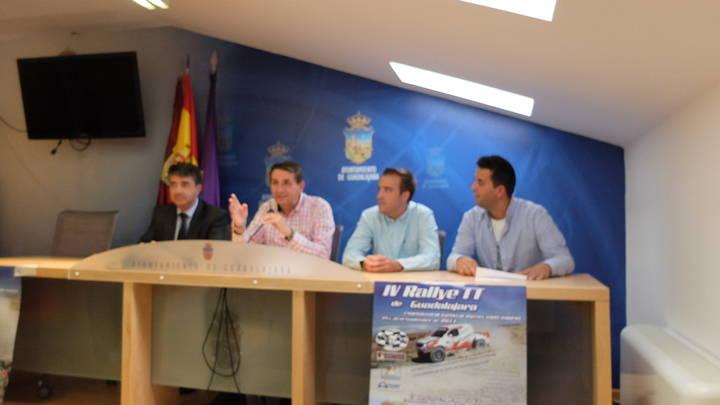 Más de 40 pilotos participarán en el IV Rally TT Guadalajara 2017
