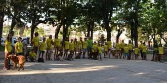 El Club Canicross Guadalajara comienza su temporada con actividades para el verano