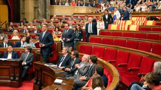 El 56% de los catalanes creen que el referéndum no es legal ni válido