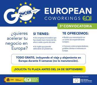 El CEEI de Guadalajara participa en la tercera edición del programa 'European Coworkings'