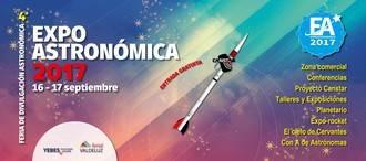 Expoastronómica'17 vuelve a Yebes con una veintena de actividades para todos los públicos