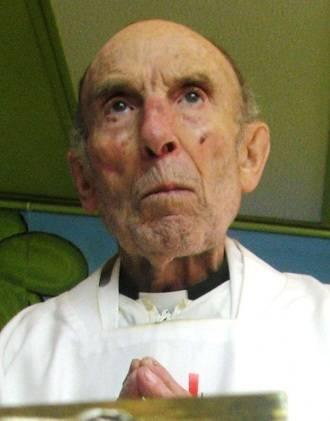 El sacerdote Felipe Gutiérrez vuelve a Guadalajara tras 61 años como misionero en Sudamérica