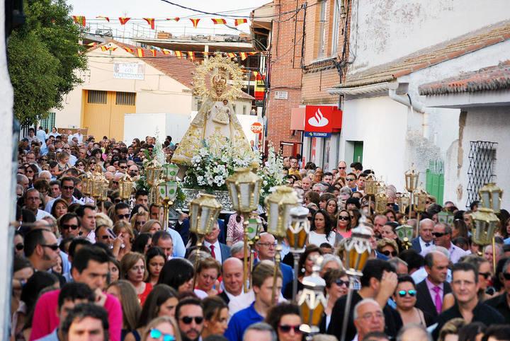 El pregón de este viernes dará comienzo a las fiestas patronales de El Casar
