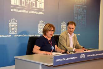 Diputación elabora el diagnóstico del impacto del cambio climático en relación a sus activos