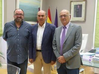 Diputación firma con Basket de Azuqueca y Guadalajara sendos convenios de colaboración