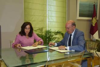 La Diputación Provincial y la Asociación de la Prensa de Guadalajara renuevan el convenio de colaboración