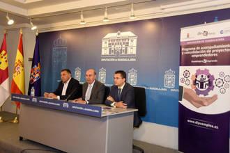 La Diputación impulsa el programa de acompañamiento y consolidación de proyectos emprendedores
