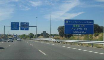 El Gobierno de Rajoy invierte 8 millones de euros para el firme de la autovía A-5 en la provincia de Toledo