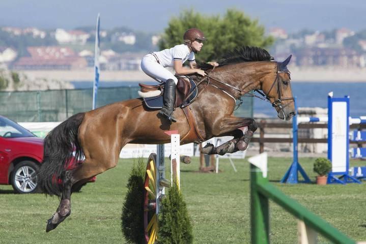 Guadalajara recupera tras varios años su Concurso Hípico de Saltos