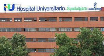 Un hombre de 41 años, ingresado en el hospital de Guadalajara con heridas de arma blanca en la calle Francisco Aritio