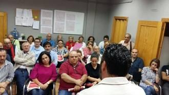 """Blanco presenta en Illescas su documento """"Un nuevo PSOE en Castilla-La Mancha"""""""