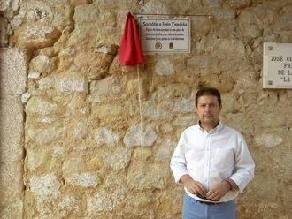 La Plaza de Toros de Sacedón honra la memoria de Ivan Fandiño con una placa