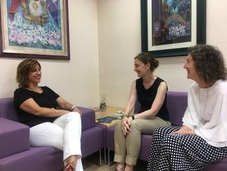El Ayuntamiento de Guadalajara ratifica su apoyo a Redmadre y su respaldo a las mujeres embarazadas