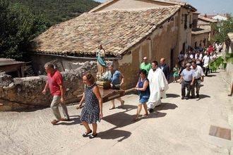 Cereceda concluye sus fiestas en honor a San Roque y la Virgen de la Asunción