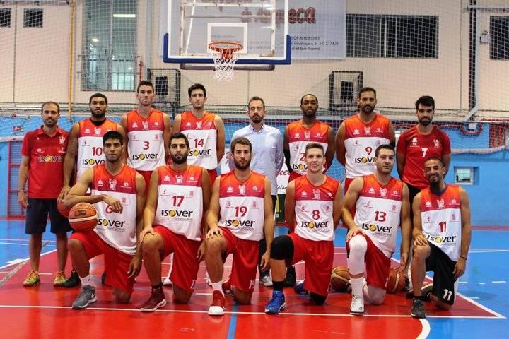 El Isover Basket Azuqueca comienza la temporada de su 20 aniversario en tierras canarias