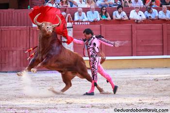 Plaza de toros de Guadalajara, corrida Goyesca 2015. Foto : www.eduardobonillaruiz.com