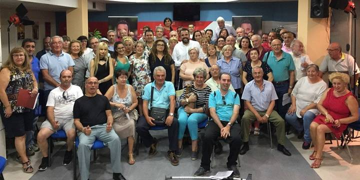 """Blanco le da el primer """"zasca"""" a Page en el inicio de la campaña por el liderazgo del PSOE regional"""
