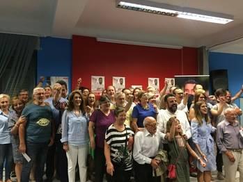 José Luis Blanco denuncia una campaña 'sucia y canalla' de la candidatura de Page y presenta 2.189 avales