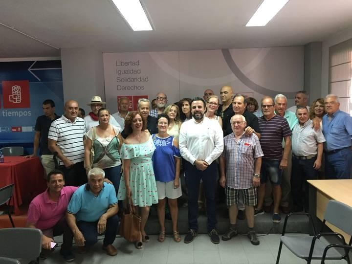 José Luis Blanco intensifica sus encuentros con la militancia del PSOE por Castilla-La Mancha