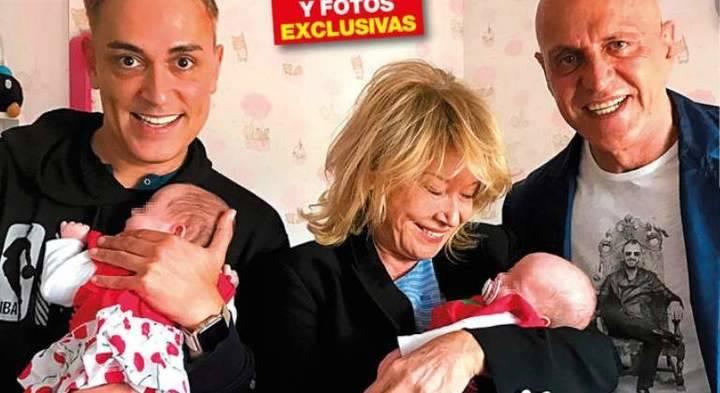 DIEZ MINUTOS Kiko Hernández nos presenta a sus hijas