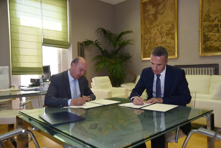 La Diputación de Guadalajara y la UNED renuevan el convenio de colaboración