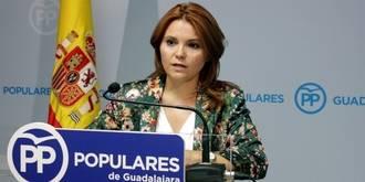 """Valdenebro: """"La persecución de Page a Guadalajara no tiene límites, las listas de espera crecen por encima de la media regional"""""""