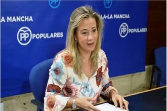 """Merino denuncia que Page """"quiere convertir a Castilla-La Mancha en rehén de sus fracasos políticos"""""""