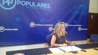 Merino denuncia que Page perjudica a los agricultores y ganaderos de Castilla-La Mancha al conceder ayudas sin convocatoria pública