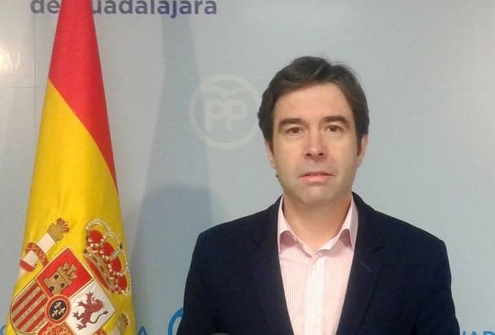 """Lorenzo Robisco: """"Page vuelve a engañar a Guadalajara con estos presupuestos"""""""