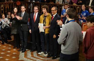 Un estudiante toledano logra una medalla en la Olimpiada Internacional de Matemáticas