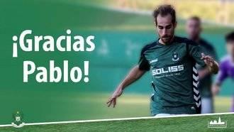 Pablo González deja el Club Deportivo Toledo