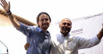 Las aguas bajan revueltas en Podemos : Cinco federaciones del partido morado se rebelan contra Pablo Iglesias